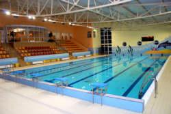 duża niecka basenu wym. 25 x 12,5